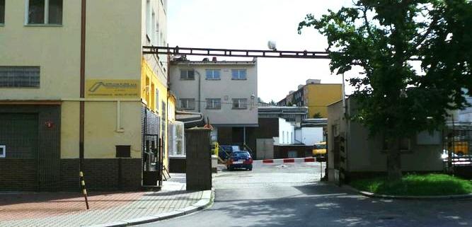 Sídlo Svářečské školy Milan Kaprhál